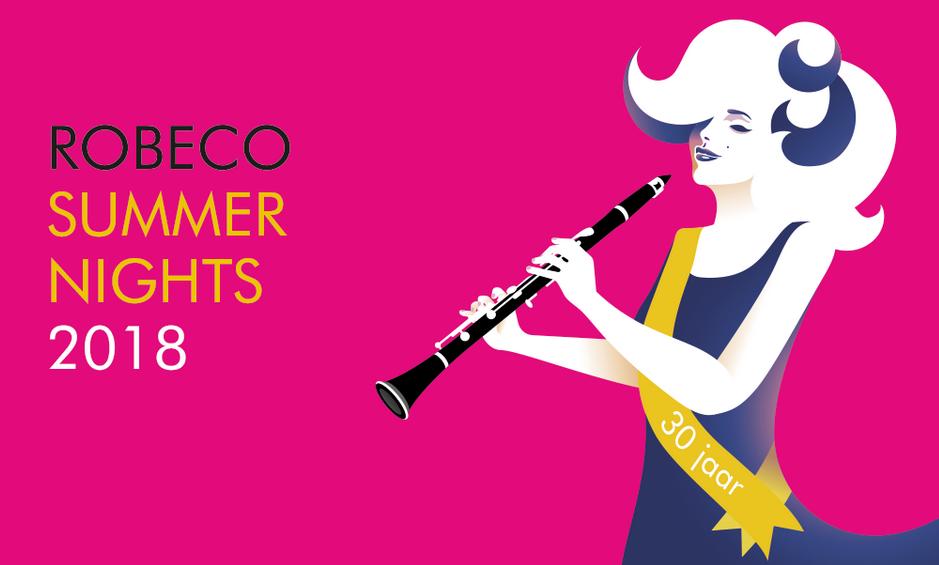 Robeco Summernights aankondiging